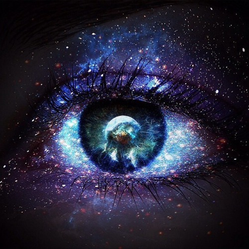 Galactic Third Eye Activation