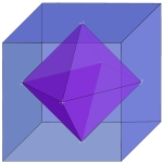 An Octahedron Within a Cube