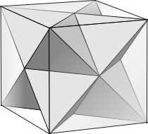 The Star Tetrahedron That Embodies a Merkabah