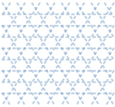 Figure C: An Arbitrary Partiki Grid
